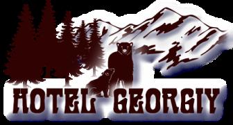 """HOTEL """"GEORGIY"""" Logo"""